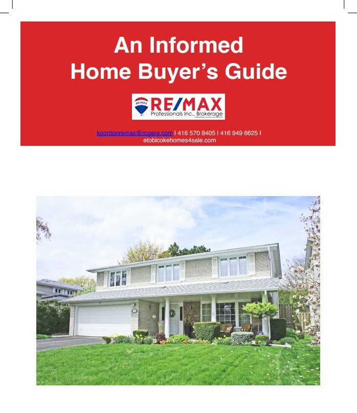Front cover of REMAX Buyers Handbook